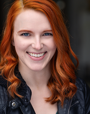 Kylie Jenifer Rose, Crave Theatre Company Co-Founder & Executive Director