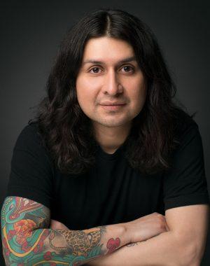 Michael Cavazos, Crave Theatre Company board member